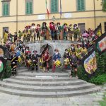 Gruppenbild in Pescia