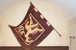 die erste Fahne